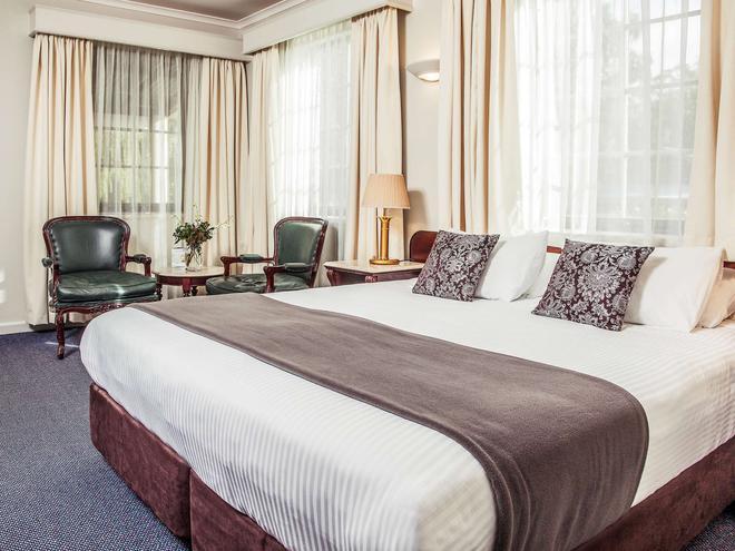 Mercure Ballarat - Hotel & Convention Centre - Ballarat - Makuuhuone