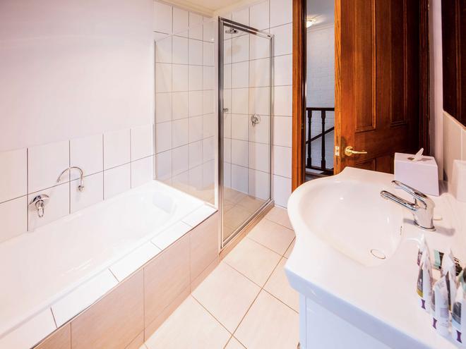 Mercure Ballarat - Hotel & Convention Centre - Ballarat - Kylpyhuone