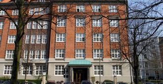 Hotel Bellmoor im Dammtorpalais - Hamburg - Building