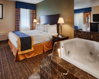 Best Western Richland Inn-Mansfield - Mansfield - Bedroom