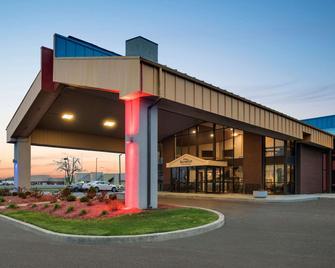Baymont Inn And Suites Muncie Near Ball State University - Muncie - Gebäude