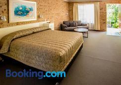 Cardiff Motor Inn - Newcastle - Phòng ngủ