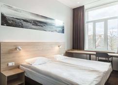 Corner Hotel - วิลนีอุส - ห้องนอน