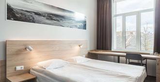 Corner Hotel - וילנה - חדר שינה