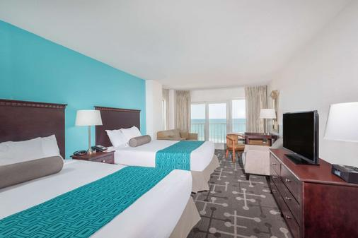 Howard Johnson by Wyndham Ocean City Oceanfront - Ocean City - Phòng ngủ