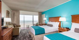 Howard Johnson by Wyndham Ocean City Oceanfront - אושן סיטי - חדר שינה