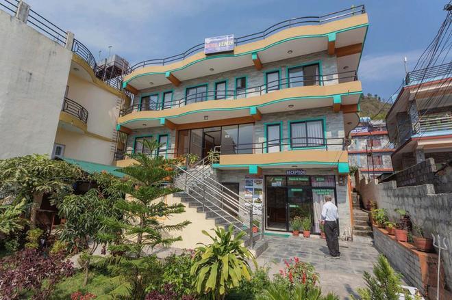 Hotel Venus - Pokhara - Building