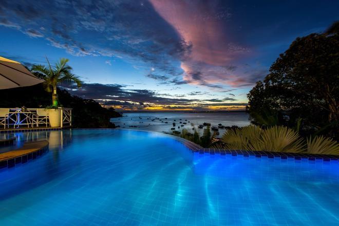 帕薩爾加達旅館 - 莫羅聖保羅 - 游泳池