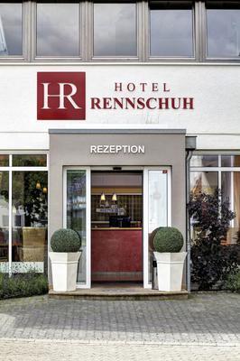 Hotel Rennschuh - Göttingen - Toà nhà