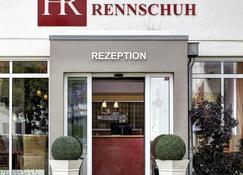 Hotel Rennschuh - Göttingen - Budova