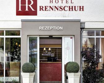 Hotel Rennschuh - Göttingen - Gebäude