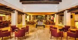 Marriott Puebla Hotel Meson del Angel - Puebla City - Lobby
