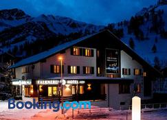 Hotel Falknerei Galina - Triesenberg - Bâtiment