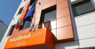 easyHotel Sofia - Sofía - Edificio