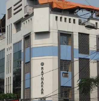 巴里貢格 - 拉特納卡爾法布飯店 - 加爾各答 - 建築