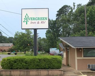 Evergreen Inn & Rv - Winnfield