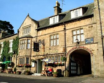 The Teesdale Hotel - Barnard Castle - Building