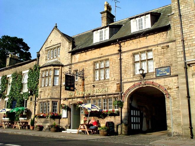 The Teesdale Hotel - Barnard Castle - Rakennus