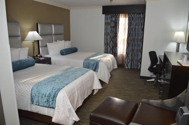 Best Western Webster Hotel, NASA - Webster - Bedroom