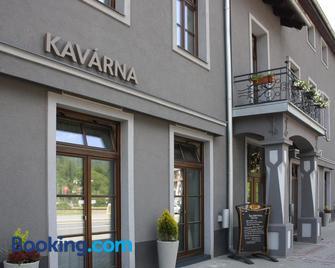 Hotel Freud - Ostravice - Gebouw