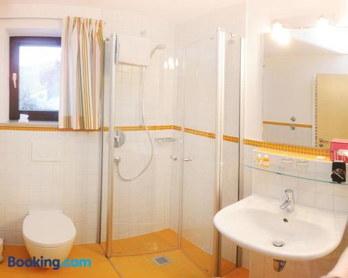 Traunbachhäusl - Ruhpolding - Bathroom