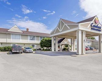 Comfort Inn & Suites - Collingwood - Building