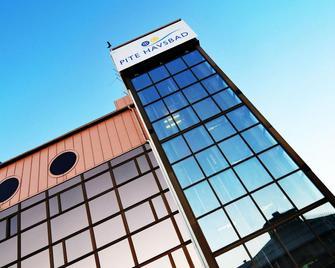 Pite Havsbad - Пітео - Building