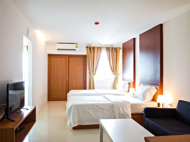 Nrv Place - Bangkok - Habitación