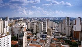 Mercure São Paulo Paulista Hotel - Сан-Паулу - Вид снаружи