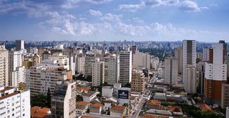 Mercure São Paulo Paulista Hotel - Sao Paulo - Outdoor view