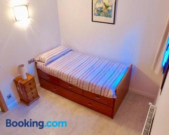 Ático dúplex - La Massana - Bedroom