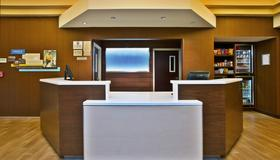 Fairfield Inn & Suites by Marriott Chicago Midway Airport - Bedford Park - Front desk