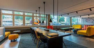 A&O Düsseldorf Hauptbahnhof - Düsseldorf - Lounge