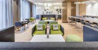 Holiday Inn Express Munich - City East - מינכן - מסעדה