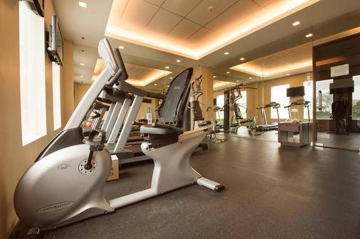 Harolds Hotel - Cebu City - Gym