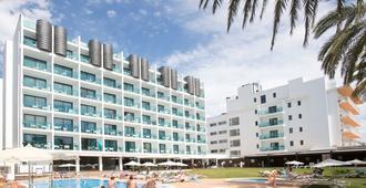 Hotel Luxor - Palma - Edificio