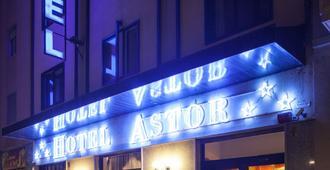 Hotel Astor - Turin - Building