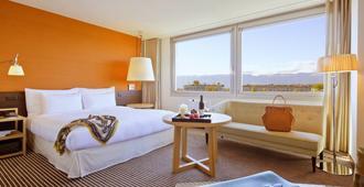 Intercontinental Hotels Geneve - Geneva - Bedroom