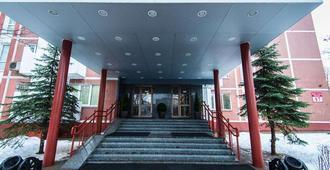 Zvezda Hotel - Minsk - Byggnad