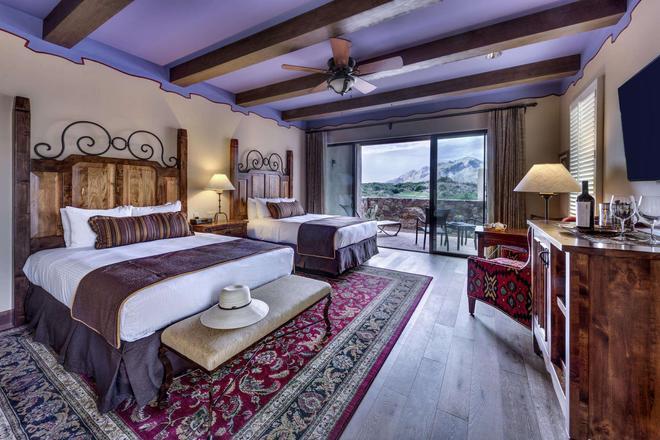 Hacienda Del Sol Guest Ranch Resort - Tucson - Camera da letto