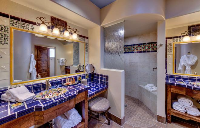 Hacienda Del Sol Guest Ranch Resort - Tucson - Bagno