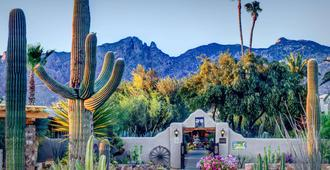 Hacienda Del Sol Guest Ranch Resort - Tucson - Außenansicht