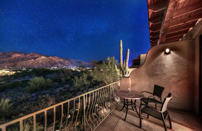Hacienda Del Sol Guest Ranch Resort - Tucson - Balcone