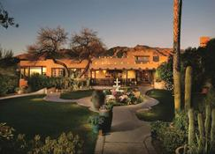 Hacienda Del Sol Guest Ranch Resort - Τουσόν - Κτίριο
