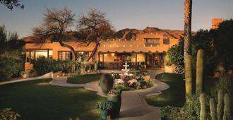 Hacienda Del Sol Guest Ranch Resort - Тусон - Здание
