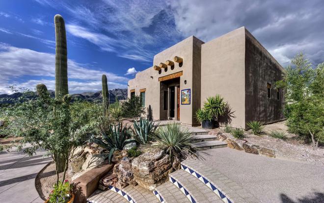 Hacienda Del Sol Guest Ranch Resort - Tucson - Edificio