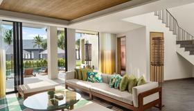 New World Phu Quoc Resort - Phu Quoc - Wohnzimmer
