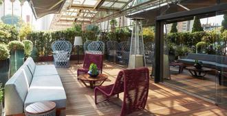 鉑爾曼聖保羅伊比拉普艾拉酒店 - 聖保羅 - 聖保羅 - 天井