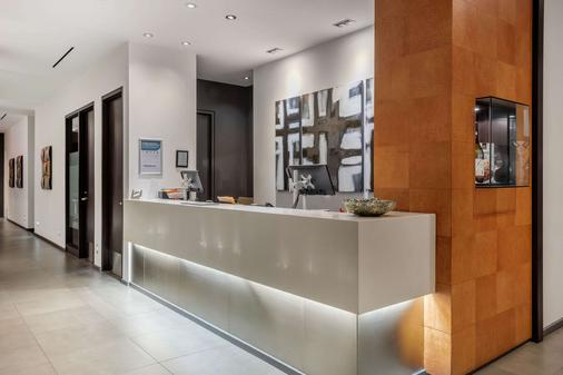 Hotel Quartier Ascend Hotel Collection - Quebec - Recepción