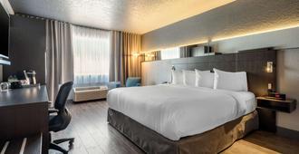Hotel Quartier Ascend Hotel Collection - קוויבק סיטי - חדר שינה